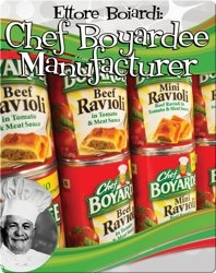 Ettore Boiardi: Chef Boyardee Manufacturer
