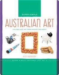 Super Simple Australian Art
