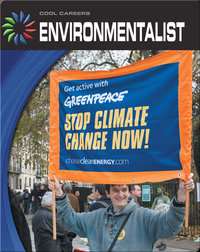 Cool Careers: Environmentalist