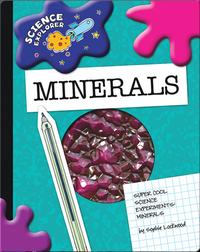 Science Explorer: Minerals