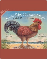R is for Rhode Island Red: A Rhode Island Alphabet