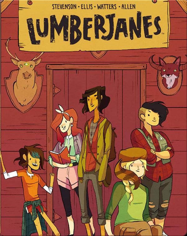 Lumberjanes No. 1
