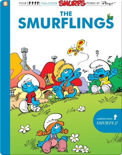 The Smurfs #15: The Smurflings