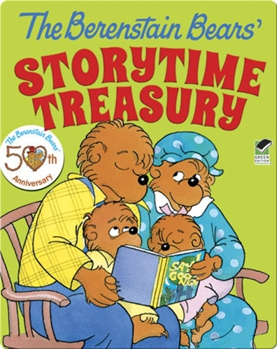The Berenstain Bears' Storytime Treasury