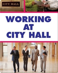 Working at City Hall