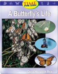 A Butterfly's Life: Upper Emergent (Nonfiction Readers)