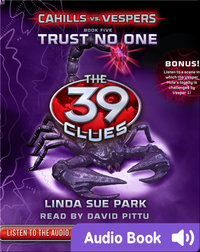 The 39 Clues: Cahills vs. Vespers Book #5: Trust No One