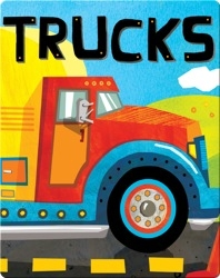 Trucks: A Mini Animotion Book