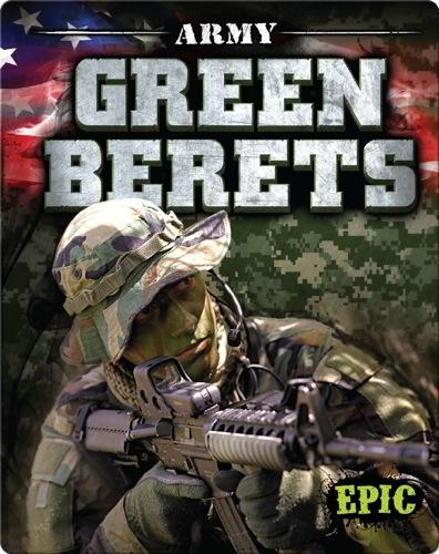 U.S. Military: Army Green Berets