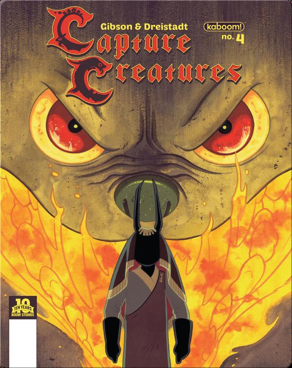 Capture Creatures #4
