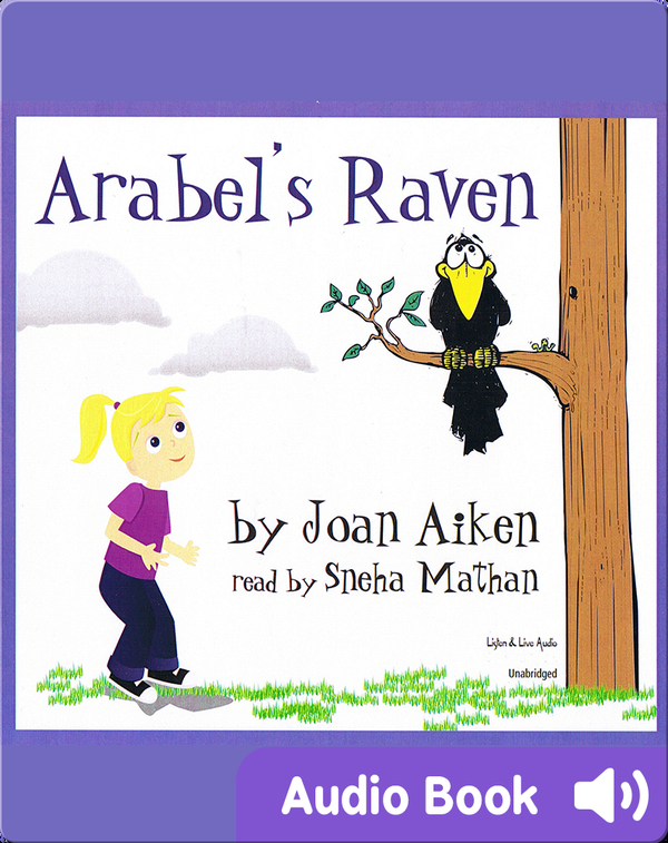 Arabel and Mortimer #1: Arabel's Raven