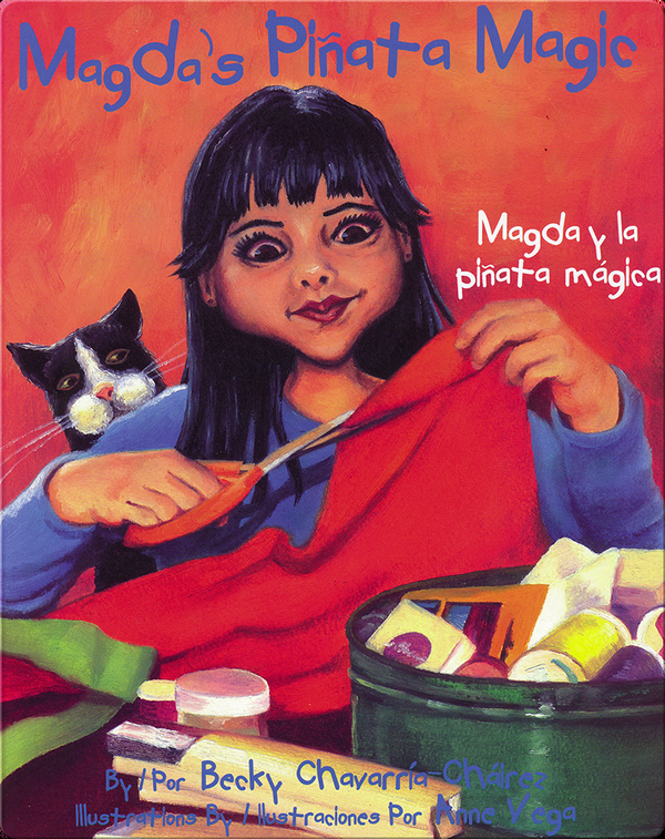 Magda's Pinata Magic / Magda y la piñata mágica
