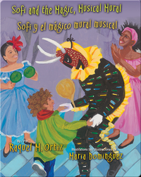 Sofi and the Magic, Musical Mural / Sofi y el mágico mural musical