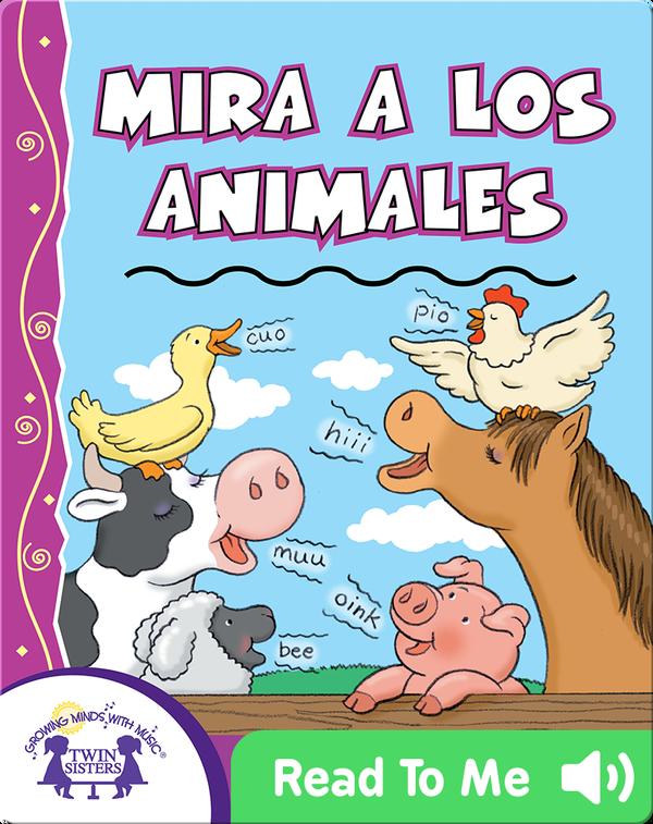 Mira a los animales