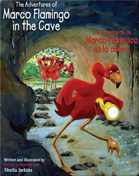 The Adventures of Marco Flamingo in the Cave / Las aventuras ed Marco Flamenco en la cueva