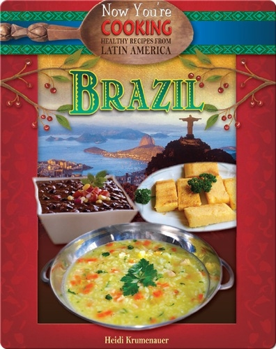 Now You're Cooking: Brazil