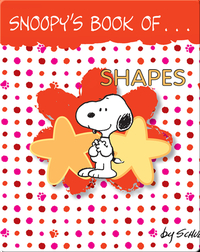 Snoopy's Book of Shapes