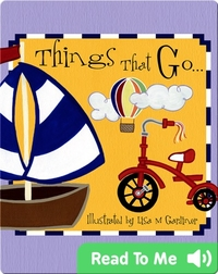 Things That Go…