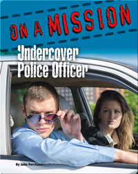 Undercover Police Officer