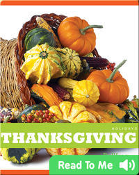 Holidays: Thanksgiving