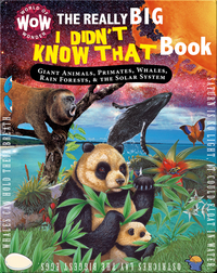 The Really Big I Didn't Know That Book: Giant Animals, Primates, Whales, Rain Forests, and The Solar System