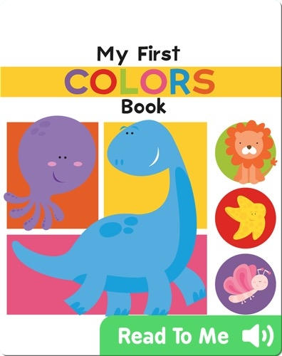 My First Colors Book
