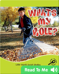 What's My Role?