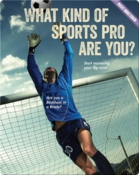 What Kind of Sports Pro Are You?
