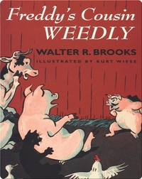Freddy #7: Freddy's Cousin Weedly