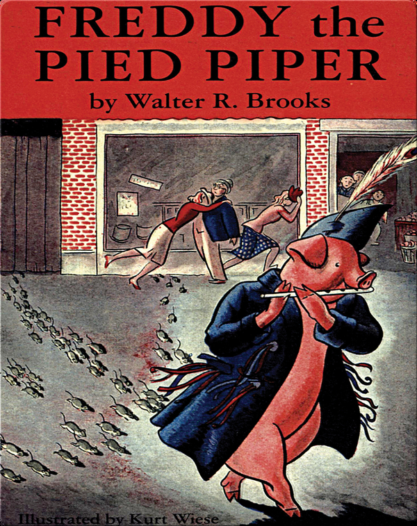 Freddy #13: Freddy and the Pied Piper