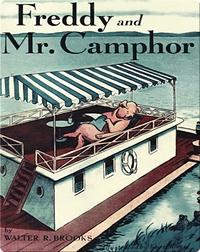 Freddy #11: Freddy and Mr. Camphor