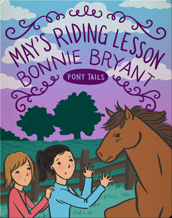 Pony Tails #2: May's Riding Lesson