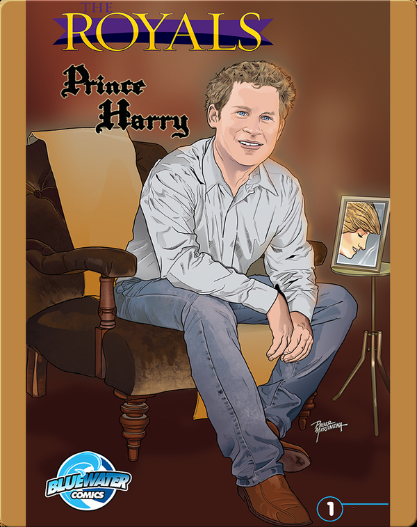 The Royals: Prince Harry