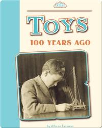 Toys 100 Years Ago
