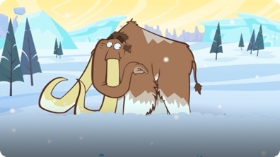 I'm a Woolly Mammoth