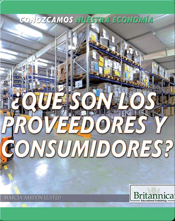 ¿Qué son los proveedores y consumidores?