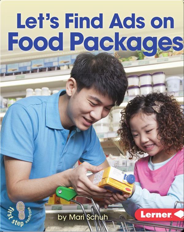 Let's Find Ads on Food Packages
