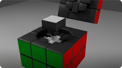 What's Inside of a Rubik's Cube?