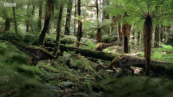 Changing Seasons - Walking With Dinosaurs