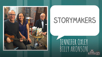 StoryMakers | Jennifer Oxley & Billy Aronson PEG + CAT