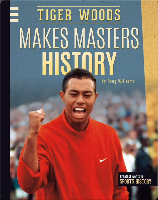 Tigers Woods Makes Masters History
