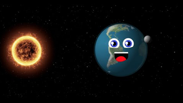 Earth Facts For Kids / Earth Song