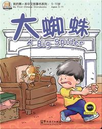 我的第一本中文故事书:大蜘蛛