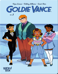 Goldie Vance No. 5