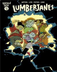 Lumberjanes #32