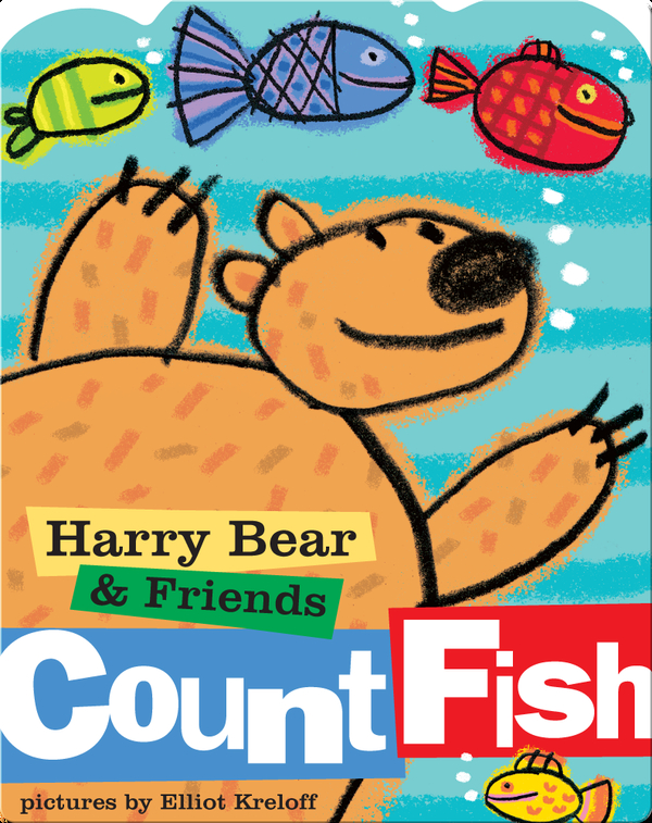 Harry Bear and Friends: Count Fish (Harry Bear & Friends)