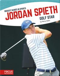 Jordan Spieth Golf Star