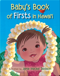 Baby's Book of Firsts in Hawaii