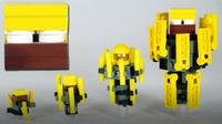 How To Build LEGO Minecraft Blaze