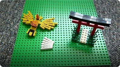 Lego Building Techniques - Wings and Slopes